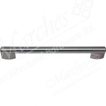 Bar Handles, 158-702mm (128-672mm cc) - Brushed St St