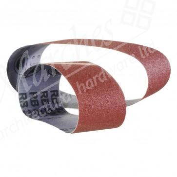 Hermes Sanding Belts 100 x 560mm (10) - Various Grit