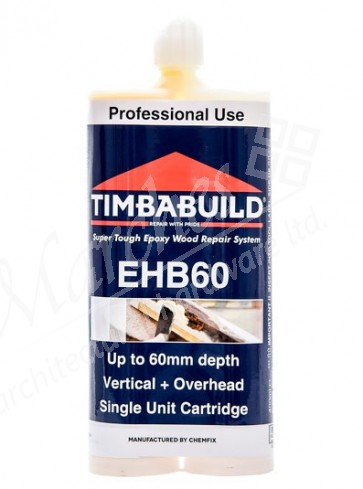 Timba Build EHB60 2 Part Epoxy Based Filler 400ml