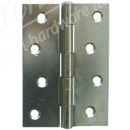 Steel Butt Hinges (pair) - Zinc