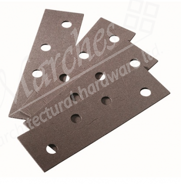 100 x 40mm Intumescent Pads (4 Pack)