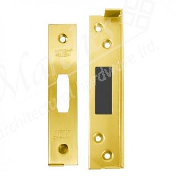 13mm Union Rebate Kit To Suit 18270 Deadlock - Pol Brass