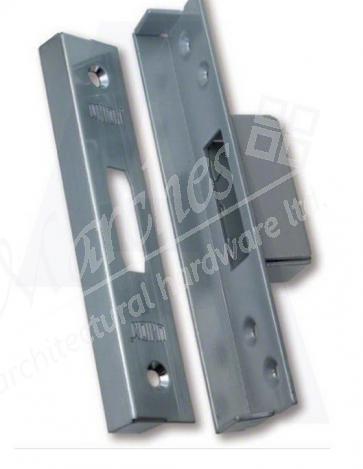 13mm Union Rebate Kit To Suit 18270 Deadlock - Satin Chrome