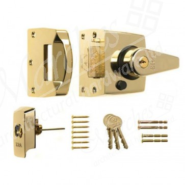 BS High Security Night Latches - Various