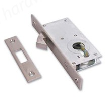 Euro Profile Claw Dead Lock Case 50mm - Nickel Plated