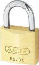 Abus Brass Padlock 65/30