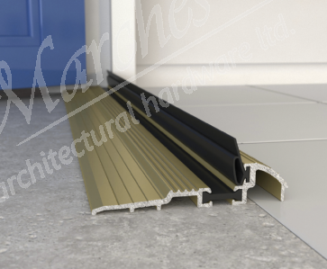 Exitex OUM 5 Threshold 2439mm - Gold