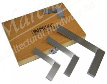 Engineer's Squares Set, 4 Piece (50, 75, 100, 150mm)