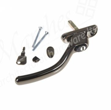 Fab & Fix Connoisseur Cranked Espag Handle RH - Bronze