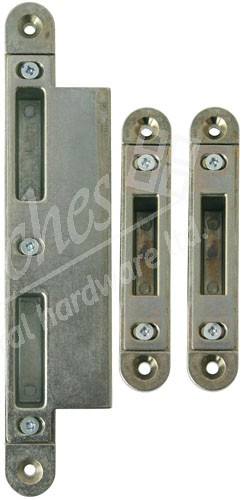 Keep Pack Set for 3 Point Lock (44mm door) - BZP