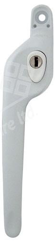 Window Espagnolette Handle Handed LH - White