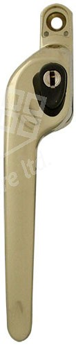 Window Espagnolette Handle Handed LH - Polished Brass