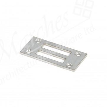 Ventable Keep Plate - Stainless Steel