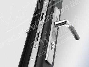 FGTE Double Rebate Winkhaus Espag LH Slave Espag Lock - 45mm bset