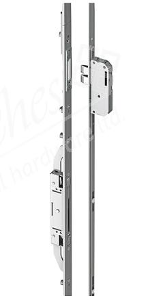 Winkhaus Fab60 (Solo) RH French Door Lock Set - 2285-2425mm door height