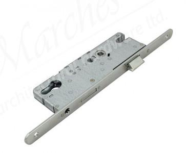 Winkhaus Single 92mm cc Espag Lock (20mm Face Plate)  - 45mm b/s