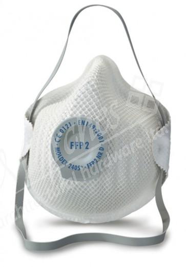 Moldex 2405 Classic FFP2 Dust Mask with valve (Each)