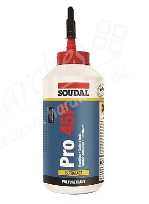 PU 5 min Soudal Glue 750ml