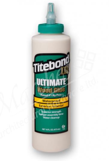 Titebond III Ultimate Waterproof Glue 473ml (16fl.oz)