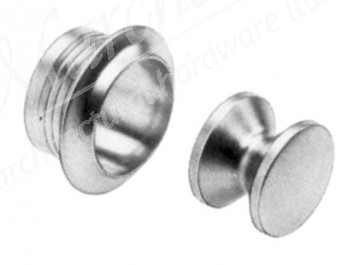 Push-Lock knob and rosette sets, 16 mm thickness