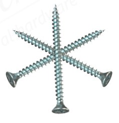 4.0x35 Zinc CSK Screws box 500