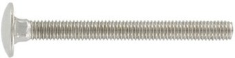 Stainless Steel Coach Bolts - Various Sizes