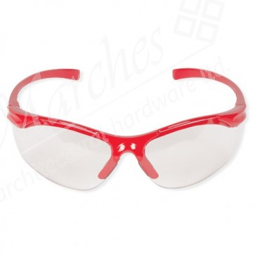Safety Spectacles Clear Lens