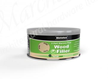 2 Part Styrene Free Wood Filler 500g - Pine