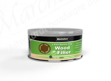 2 Part Wood Filler & Hardener 500ml - Various Colours