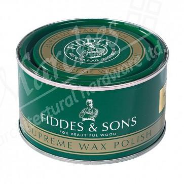 Fiddes Supreme Wax Polish 400ml - Forest Brown