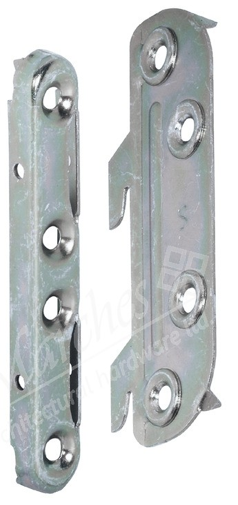 Double Bed Connecting Bracket 100mm