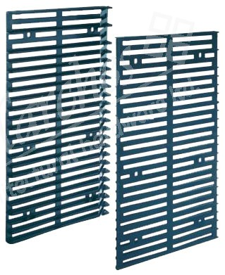 CD Holder With Springs - Black