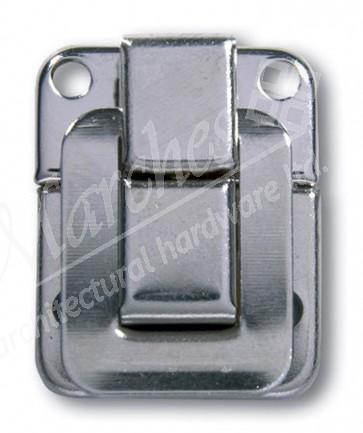 Sprung Case Clip - Nickel Plated