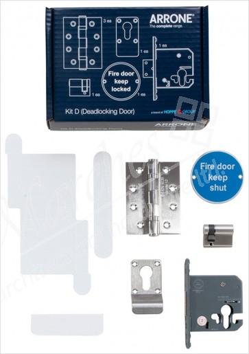 Complete Fire Door Kit for Deadlocking Doors
