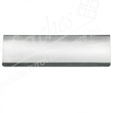 Letter Tidy 300 x 95 - Satin Stainless Steel