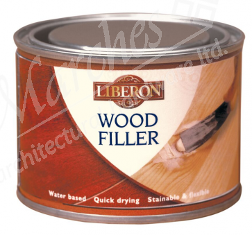 Liberon Wood Filler 125ml Antique Pine