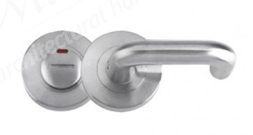 Disabled Release on Rose - Satin Stainless Steel