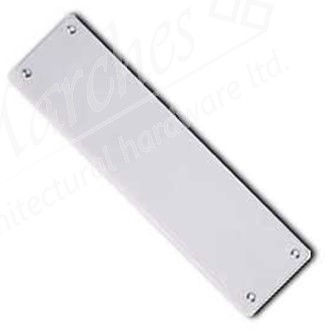 Stainless Steel Kick Plate 762x152mm