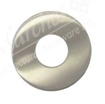 Concealed Rose (Surface Fix) for 37114 Pull Handle (Pair) - SSS