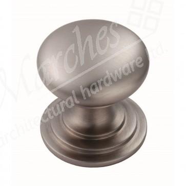 Carlisle - Victorian Cupboard Knob 32mm - SC