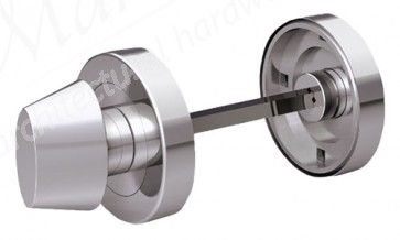 Serozzetta Thumb Turn And Release - Satin Chrome