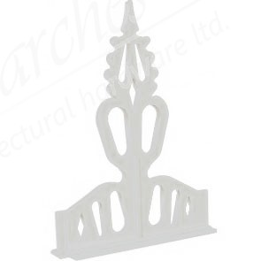 Exitex - Plastic Regency Crest - Various Sizes & Finishes