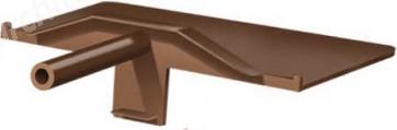 Exitex Capex Snap Down Bridgings PVC - Brown