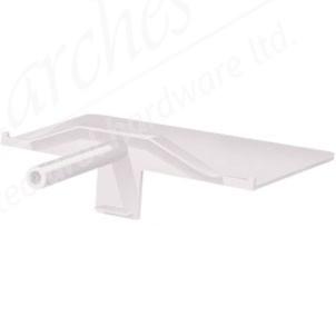 Exitex Capex Snap Down Bridgings PVC - White