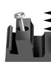Exitex - Posilok Standard Anchoring Block and Screw