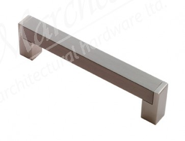 Square Section Handle - Satin Nickel