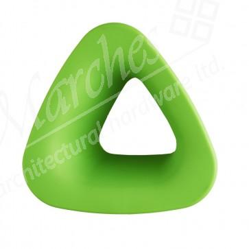 Carlisle - Cebi Joy Triangle Knob - Green