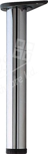 Table legs, 710 mm high, ø 80 mm