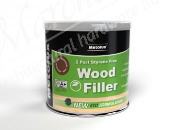 *2 Part Wood Filler Mahogany 770ml / 1.4kg