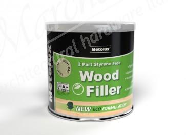 *2 Part Wood Filler Light Oak 770ml / 1.4kg